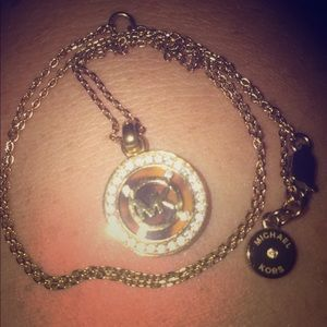 Authentic MK necklace